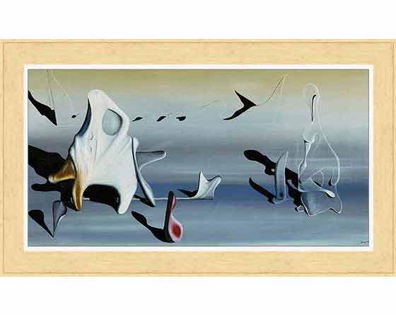 Yves Tanguy | Hayatı ve Eserleri