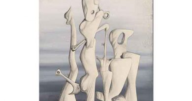 Yves Tanguy Büyük Mutasyon