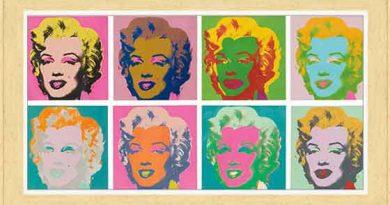 Andy Warhol hayatı ve eserleri