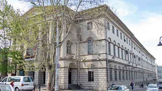 Art Museum of Georgia Tbilisi