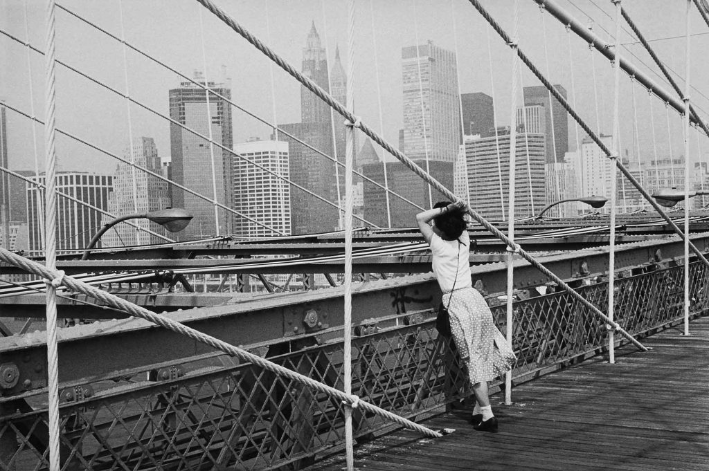 Edouard Boubat Brooklyn New York
