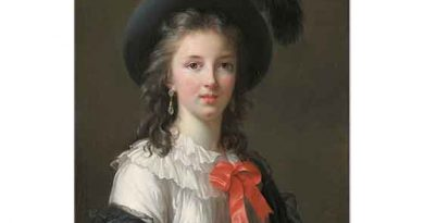 Elisabeth Vigee Le Brun Otoportre