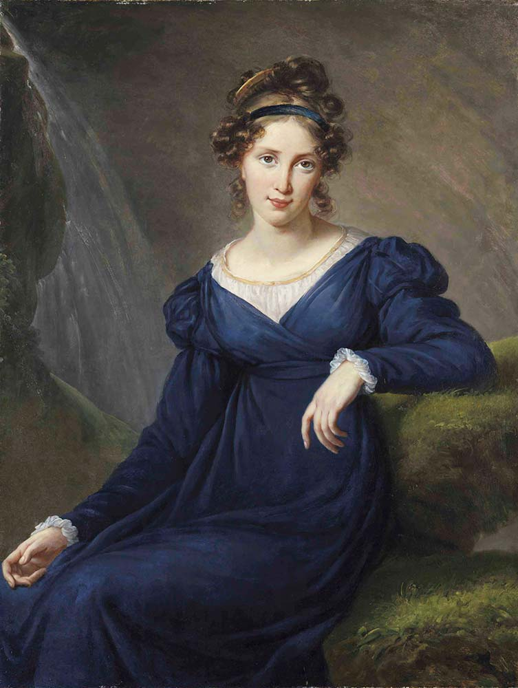 Elisabeth Vigee Le Brun Tatyana Borisovna Potemkina