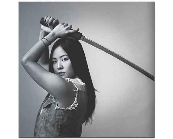 Felipe Cardoso Japon Kadın Ninja