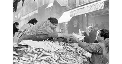 Henri Cartier Bresson Balık Pazarı