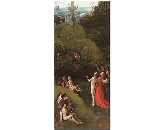 Hieronymus Bosch Ahiret Vizyonları Cennet 01