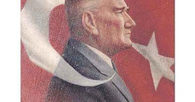 Mahmut Cuda Atatürk Portresi