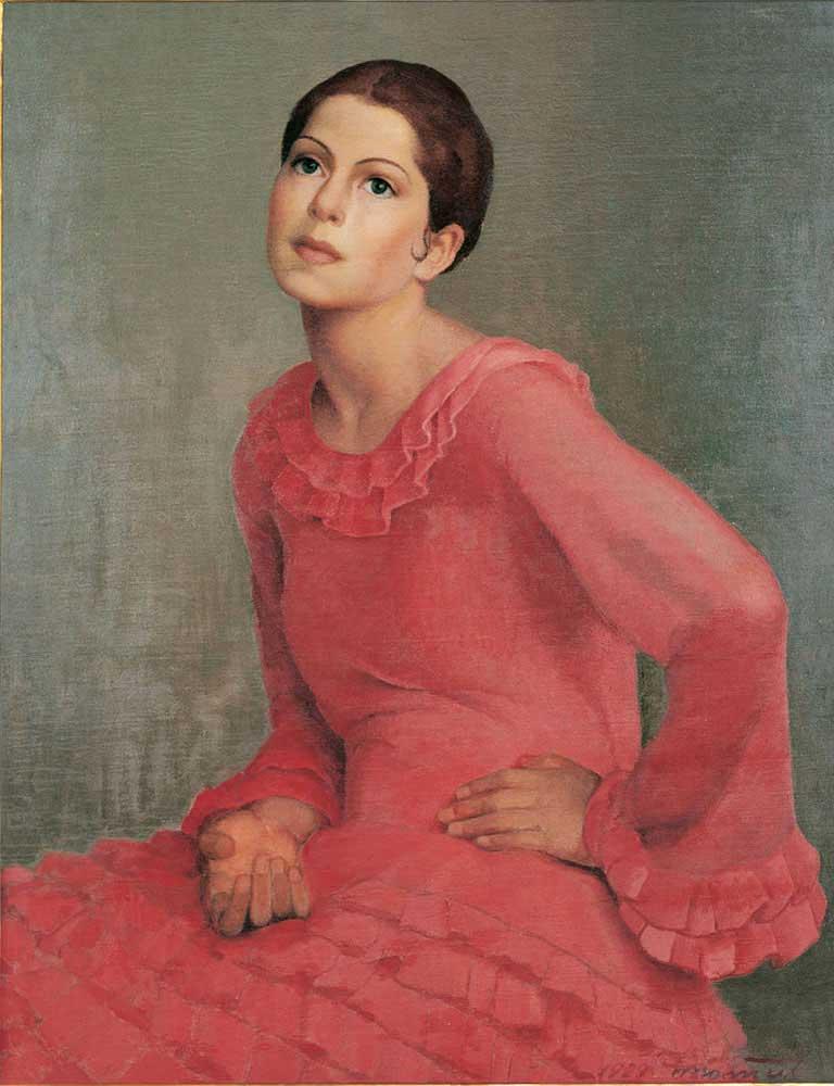 Mahmut Cuda Sara'nın Portresi