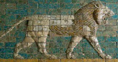 Babil Sanatı ve Babil Kenti Tarihi