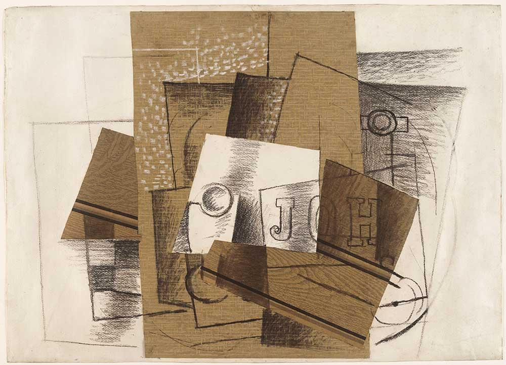 Georges Braque Bardak ve Mektuplar