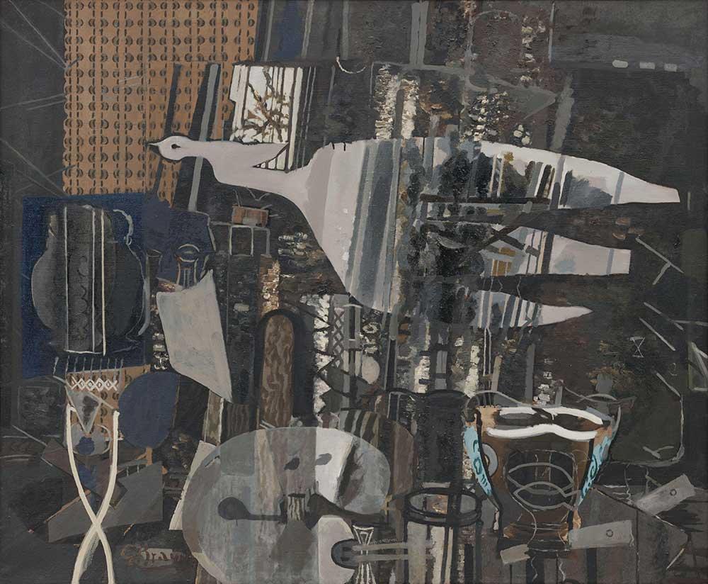 Georges Braque Stüdyo 5