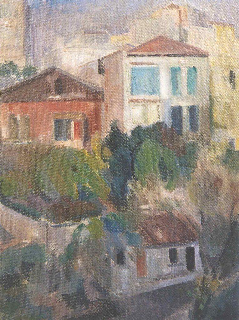 İlhami Demirci İstanbul'da Evler