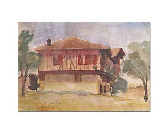 İlhami Demirci Köy Evi