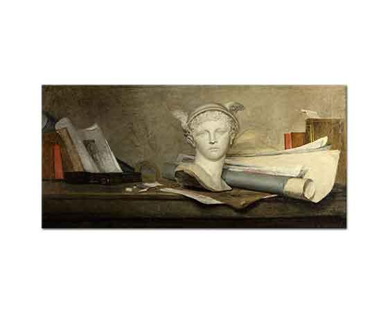 Jean Baptiste Simeon Chardin Sanatsal Malzemeler