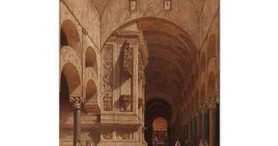 Adrien Dauzats Cordoba Caminin İçinden