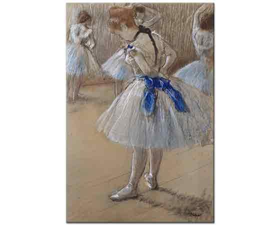Edgar Degas Dansçı