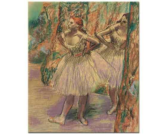 Edgar Degas Dansçılar