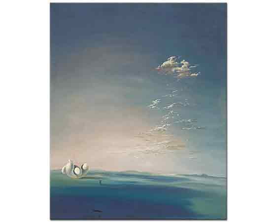 Salvador Dali Yang ve Yin