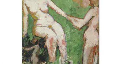 Marcel Duchamp İki Nü