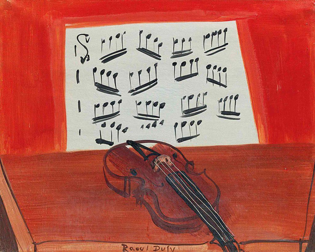 Raoul Dufy Keman