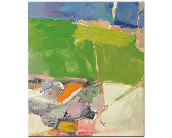 Richard Diebenkorn Berkeley 33