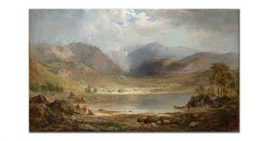 Robert Scott Duncanson, Loch Long