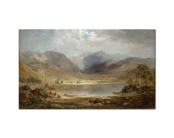 Robert Scott Duncanson, Loch Long