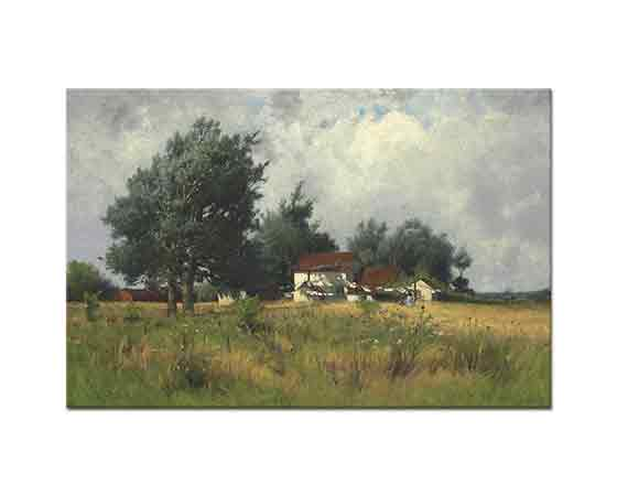 Charles Harry Eaton, Çiftlik Evi