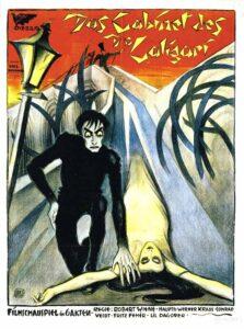 Dr. Caligari'nin Muayenehanesi Film Afişi