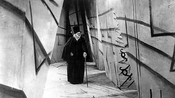 Dr. Caligari'nin Muayenehanesi Film