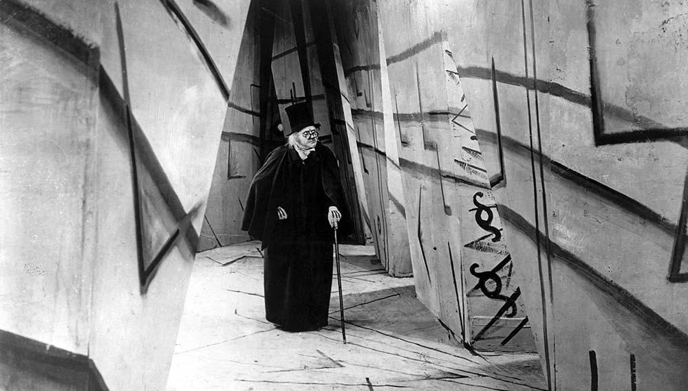 Dr. Caligari'nin Muayenehanesi Film 1920