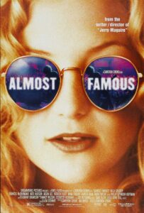Şöhrete Bir Adım - Almost Famous Film Afişi