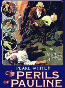 The Perils of Pauline 1914 Dizi Film