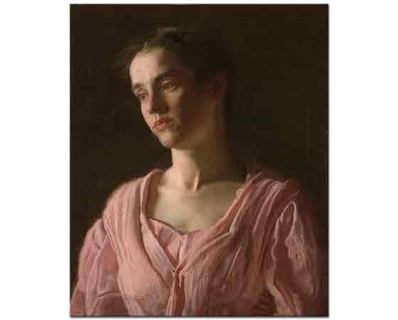 Thomas Eakins, Maud Cook