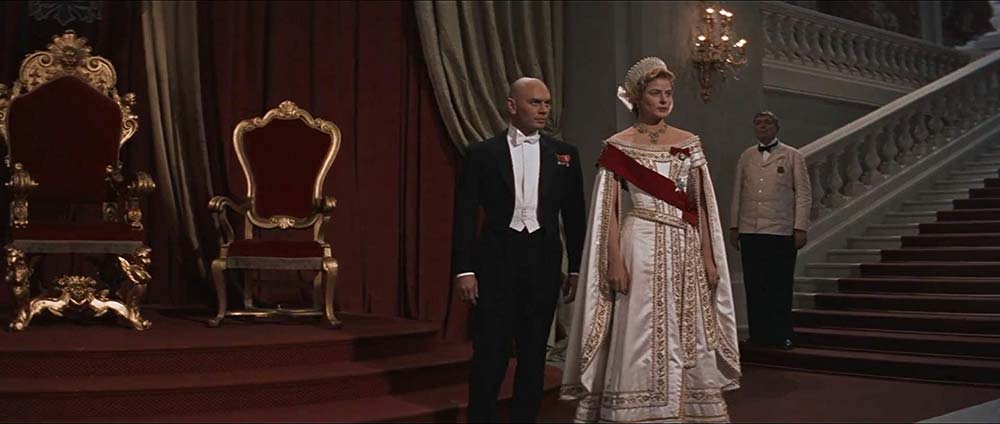 Anastasia - Çarın Kızı (1956) Film
