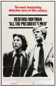 Başkanın Tüm Adamları - All the President's Man