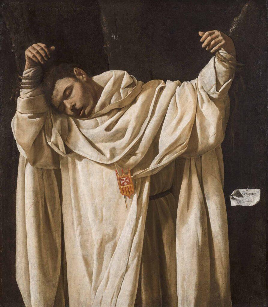 Francisco De Zurbaran Aziz Serapio'nun Şehit Edilişi