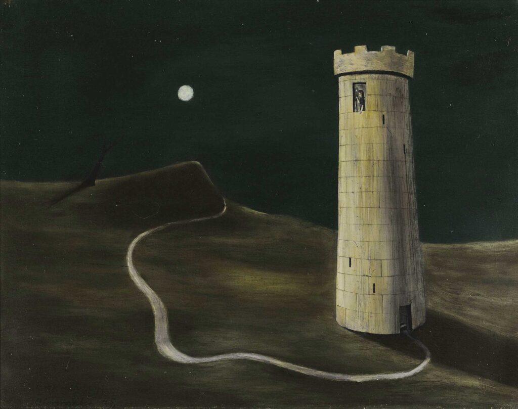 Gertrude Abercrombie Fildişi Kule
