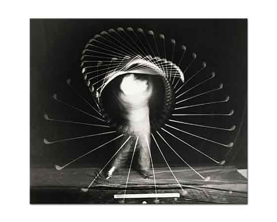 Harold Eugene Edgerton Boby Jones Golf Sopası ile
