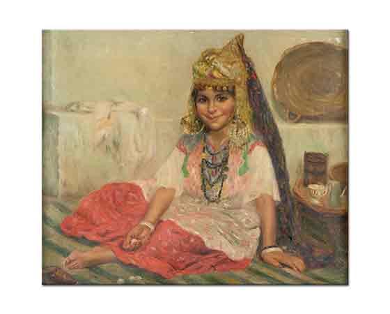 Henry d'Estienne Arap Kızı
