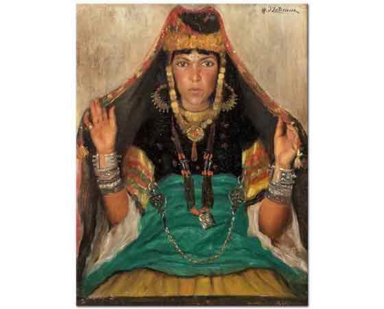 Henry d'Estienne Berberi Kadın