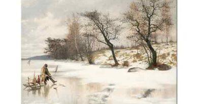 Knut Ekwall Balık Avı