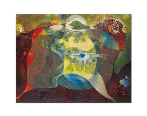 Max Ernst Palet