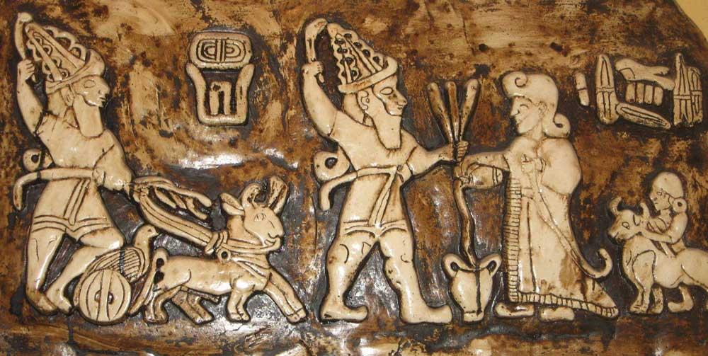 Mezopotamya ve Eski Iran Resim Sanatı