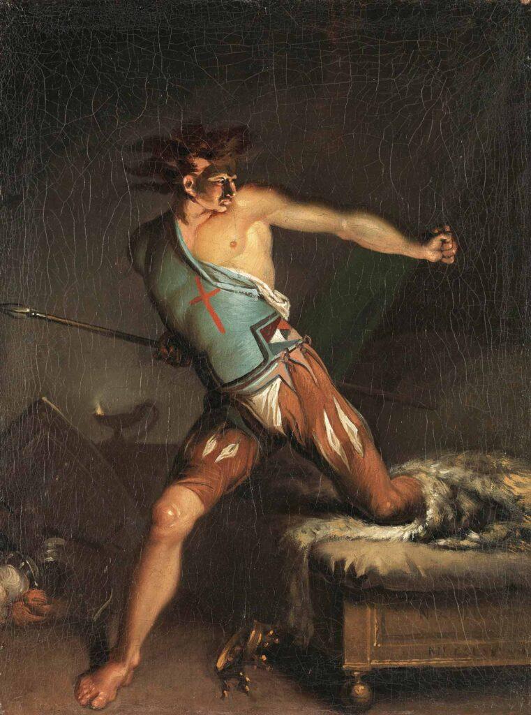 Nicolai Abildgaard III Richard