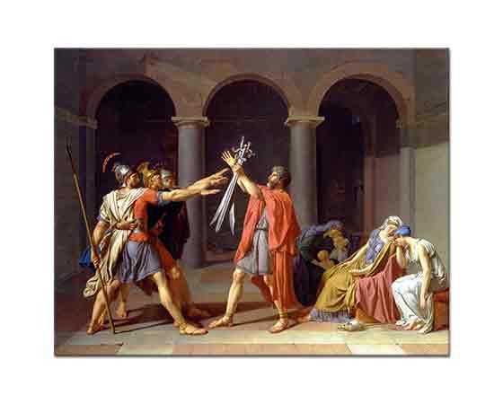 Resim 04, Jacque Louis David