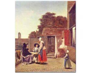 Resim 07, Pieter de Hooch