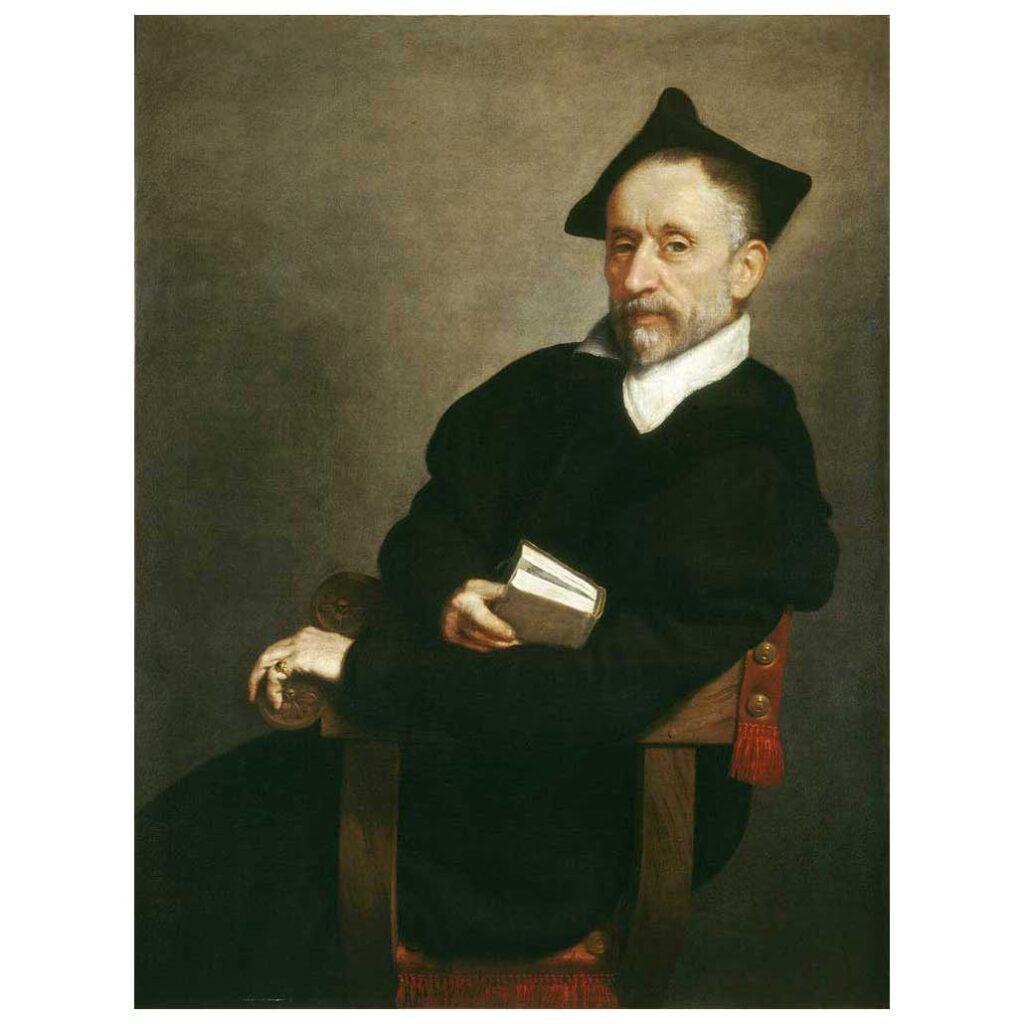 Moroni, Tiziano'nun Öğretmeni, 1575