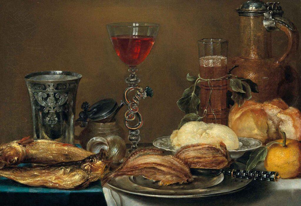 Alexander Adriaenssen Kahvaltı