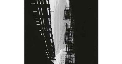 Andreas Feininger Pine Caddesinde Binalar
